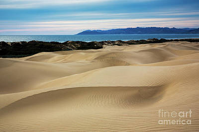 Photograph - Dunes To Point Buchon by Mimi Ditchie