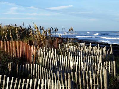 Photograph - Dunes by Valeria Donaldson