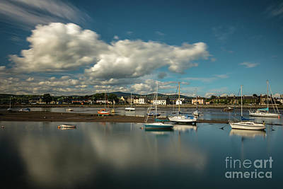 Photograph - Dungarvan Harbour A by Marc Daly