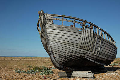 Photograph - Dungeness Boat by Prashant Meswani