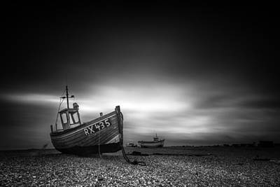 Nature Reserve Photograph - Dungeness by Ian Hufton