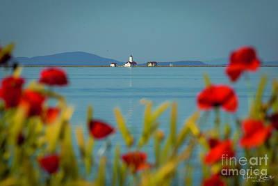 Photograph - Dungeness Lighthouse by John Roberts