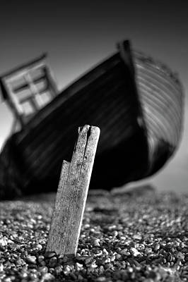 Photograph - Dungeness by Mark Leader