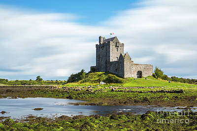 Travel Rights Managed Images - Dunguaire Castle - Ireland Royalty-Free Image by Henk Meijer Photography