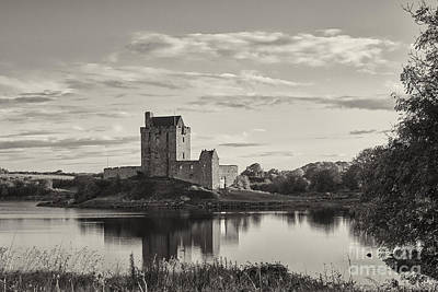 Photograph - Dunguaire Castle by Juergen Klust