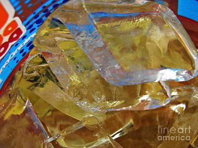Photograph - Dunkin Ice Coffee 13 by Sarah Loft
