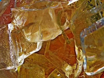 Photograph - Dunkin Ice Coffee 7 by Sarah Loft