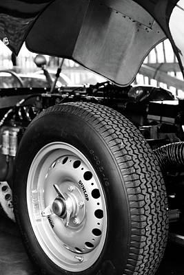 Photograph - Dunlops On by Robert Phelan
