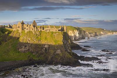 Photograph - Dunluce Castle by Brian Jannsen