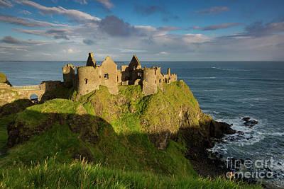 Photograph - Dunluce Castle Morning by Brian Jannsen