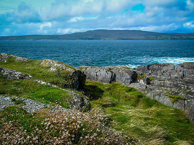 Photograph - Dunmanus Bay Seascape by James Truett