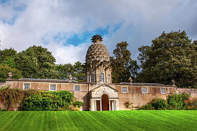 Photograph - Dunmore Pineapple Building, Scotland by Jenny Rainbow