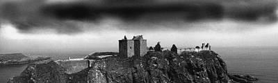 Dunnottar Castle Scotland Art Print by Donald Buchanan