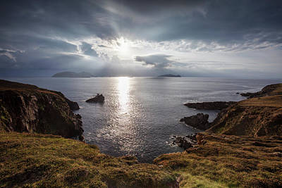 Photograph - Dunquin Sunset by Peter McCabe