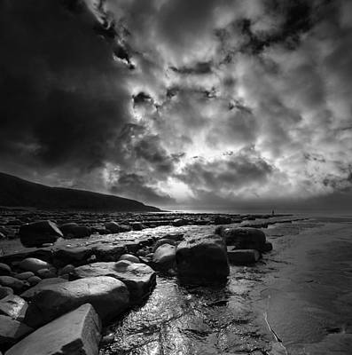 Photograph - Dunraven Bay 1 by Phil Fitzsimmons