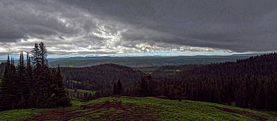 Photograph - Dunraven Sky by Bruce J Barker