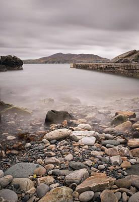 Photograph - Dunree  by Ciaran Craig