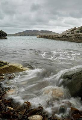 Photograph - Dunree Pier by Ciaran Craig
