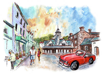 Painting - Dunster 12 by Miki De Goodaboom