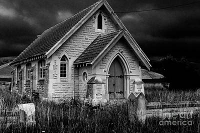 Photograph - Country Church by Werner Padarin