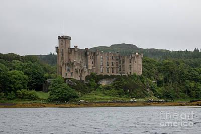 Photograph - Dunvegan Castle by Pietro Ebner