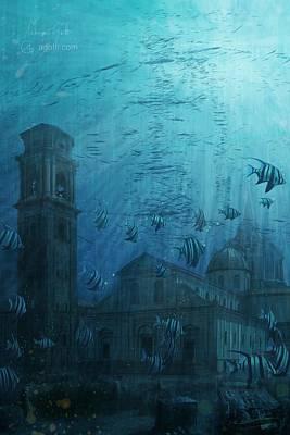 Butterlfy Digital Art - Duomo by Andrea Gatti