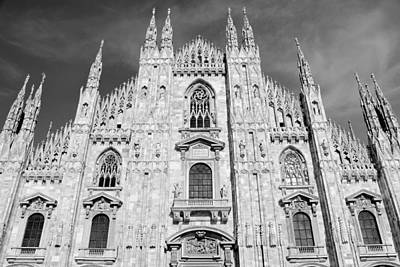 Photograph - Duomo by Brooke Fuller