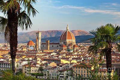 Photograph - Duomo Di Firenze by Brian Jannsen