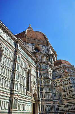 Photograph - Duomo Di Firenze by JAMART Photography