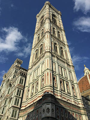 Photograph - Duomo Di Firenze by Nancy Merkle
