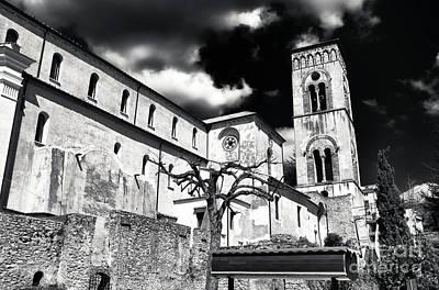 Photograph - Duomo Di Ravello by John Rizzuto