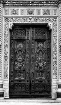 Photograph - Duomo Florence 2b by Andrew Fare