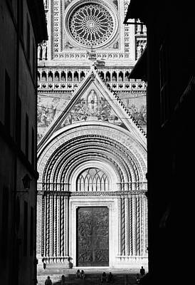Duomo I Print by Artecco Fine Art Photography