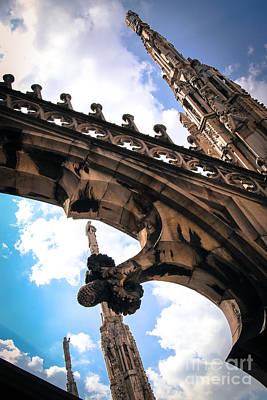 Photograph - Duomo_35 by Irenka Hammell