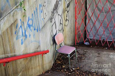 Photograph - Dupont Circle Underground by John S