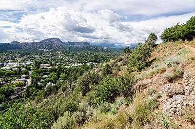 Photograph - Durango No.1 by Margaret Pitcher