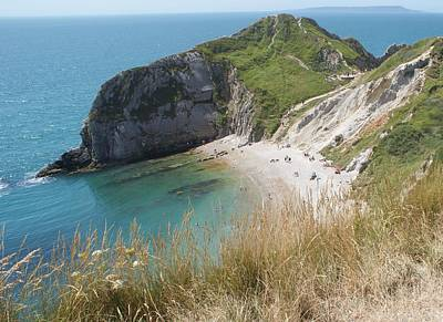 Photograph - Durdle Door Photo 1 by Julia Woodman