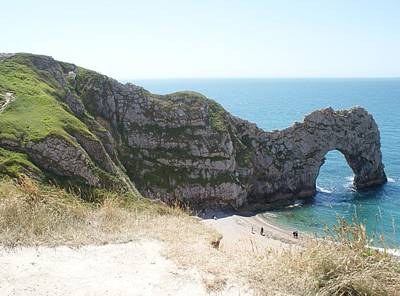 Photograph - Durdle Door Photo 4 by Julia Woodman