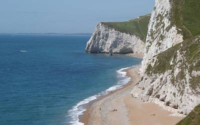 Photograph - Durdle Door Photo 5 by Julia Woodman