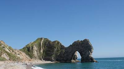Durdle Door Photo 6 Art Print
