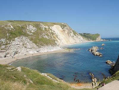 Photograph - Durdle Door Photo 7 by Julia Woodman