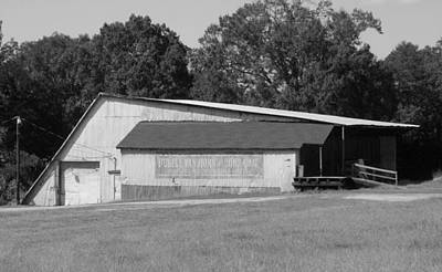 Photograph - Durell Van Horn And Sons Coal  1 Bw by Joseph C Hinson Photography