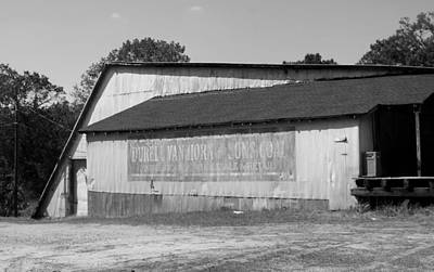 Photograph - Durell Van Horn And Sons Coal  2 Bw by Joseph C Hinson Photography