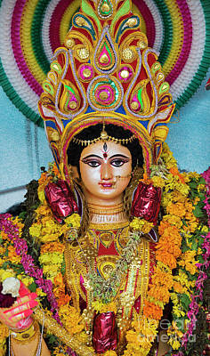 Photograph - Durga by Tim Gainey