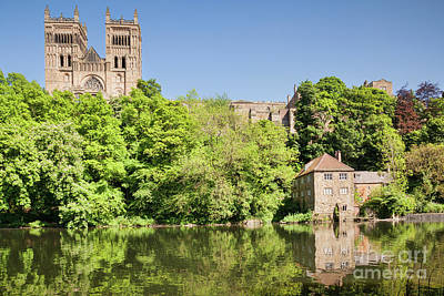Photograph - Durham Cathedral by Colin and Linda McKie