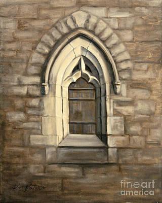 Durham Window Original by Kim Victoria