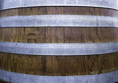 Photograph - Durmast Barrel by Cesare Bargiggia