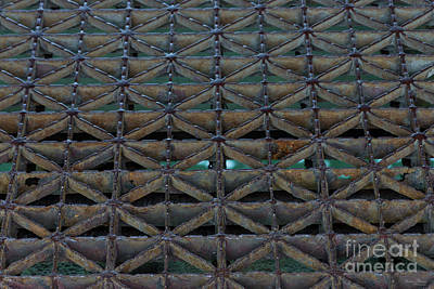 Photograph - Dusable Bridge Abstract by Jennifer White
