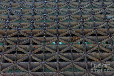Photograph - Dusable Bridge Abstract by Jennifer White