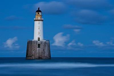 Photograph - Dusk At Rattray Head by Stephen Taylor